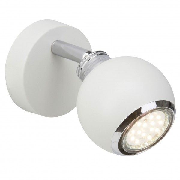Brilliant G77710/05 Ina Wandspot Metall LED Lampen