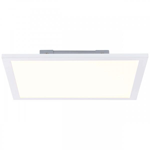 Brilliant G90350/05 Charla Deckenaufbau-Paneel 30x30cm Metall/Kunststoff LED Lampen