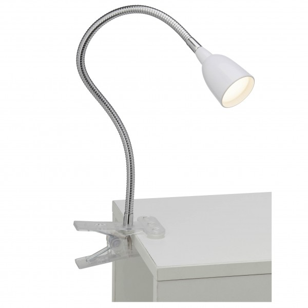 Brilliant G92936/05 Anthony Klemmleuchte Metall/Kunststoff LED Lampen