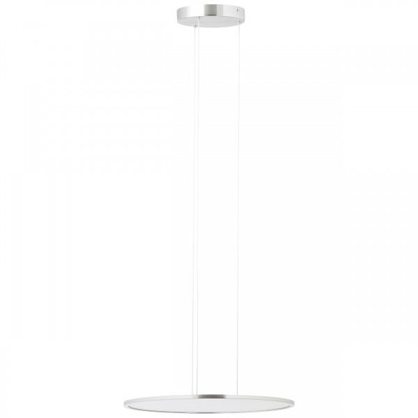 Brilliant G93694/13 Ceres Pendelleuchte Paneel 45cm Metall/Kunststoff Beleuchtung