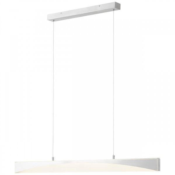 Brilliant G93756/21 Swing Pendelleuchte Metall/Kunststoff LED Lampen