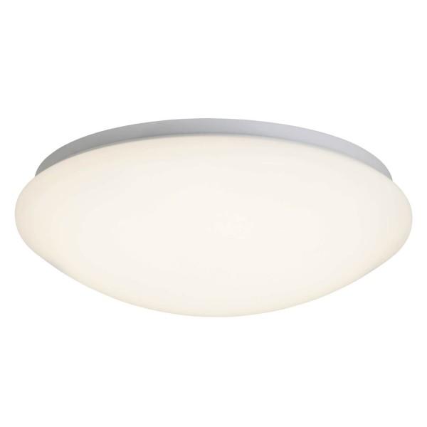 Brilliant G94246/05 Fakir Wand- und Deckenleuchte 30cm Metall/Kunststoff LED Lampen