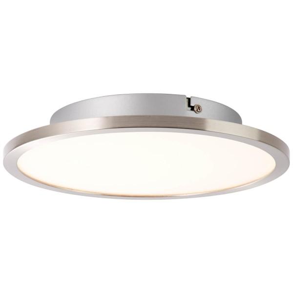 Brilliant G94460/13 Ceres Deckenaufbau-Paneel 25cm Metall/Kunststoff Leuchten