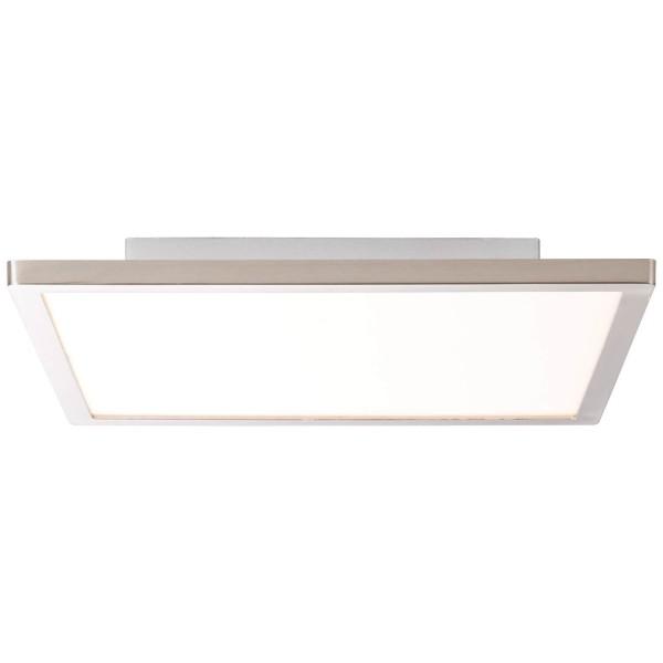 Brilliant G94462/13 Ceres Deckenaufbau-Paneel 25x25cm Metall/Kunststoff LED Lampen