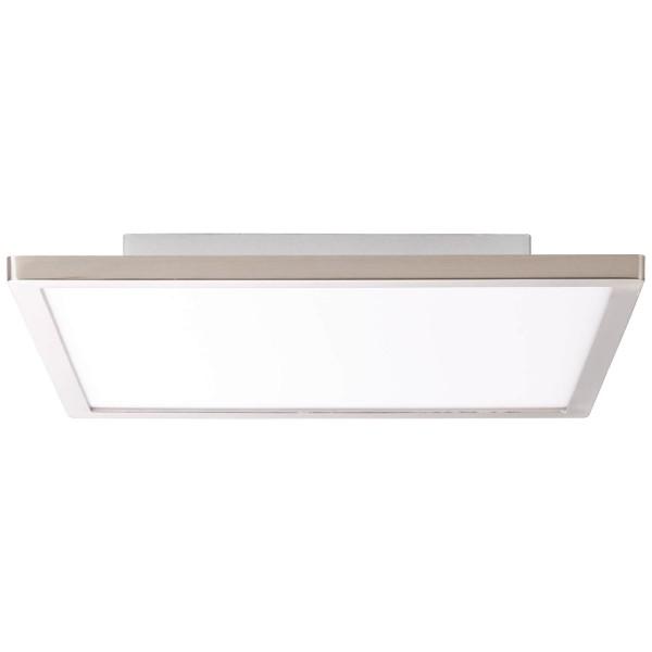 Brilliant G94462/13 Ceres Deckenaufbau-Paneel 25x25cm Metall/Kunststoff schoene lampenwelt