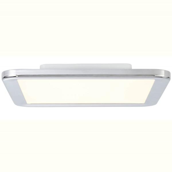 Brilliant G94486/15 Neptun Deckenaufbau-Paneel 30x30cm Metall/Kunststoff LED Lampen