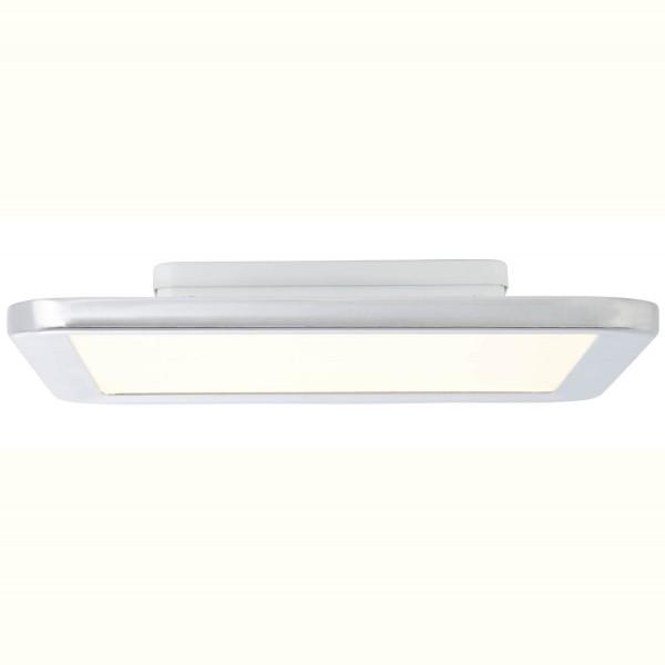Brilliant G94486/15 Neptun Deckenaufbau-Paneel 30x30cm Metall/Kunststoff Leuchten