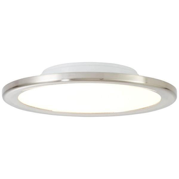 Brilliant G94487/13 Neptun Deckenaufbau-Paneel 30cm Metall/Kunststoff LED Lampen