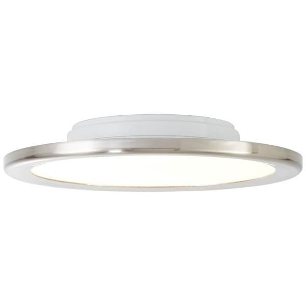 Brilliant G94487/13 Neptun Deckenaufbau-Paneel 30cm Metall/Kunststoff Leuchten