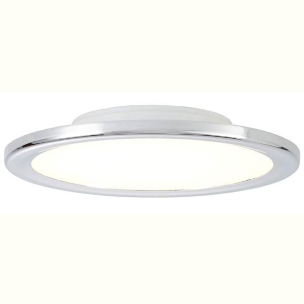 Brilliant G94487/15 Neptun Deckenaufbau-Paneel 30cm Metall/Kunststoff LED Lampen