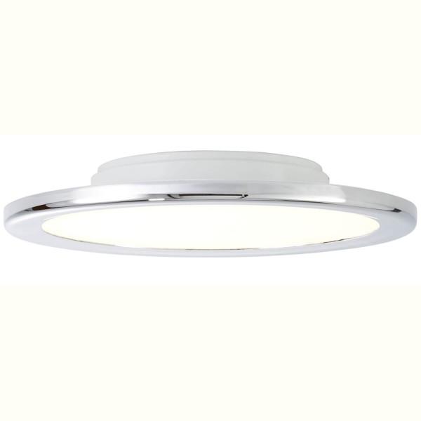 Brilliant G94487/15 Neptun Deckenaufbau-Paneel 30cm Metall/Kunststoff Leuchten