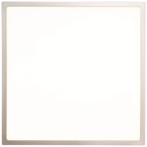 Brilliant G94493/13 Ceres Deckenaufbau-Paneel 35x35cm Metall/Kunststoff Beleuchtung
