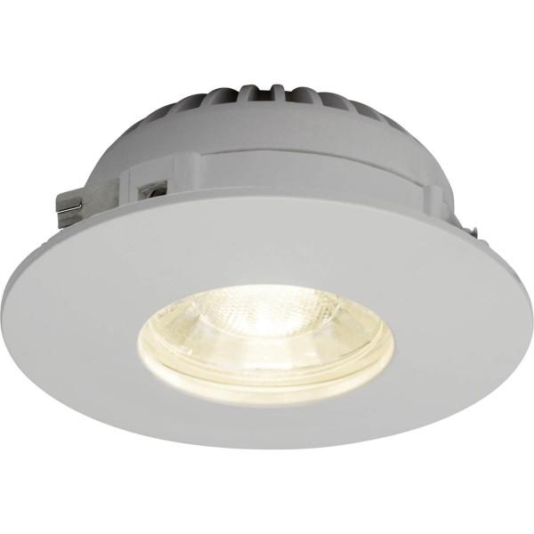 Brilliant G94678/05 Nodus Einbauleuchte, fest Kunststoff LED Lampen