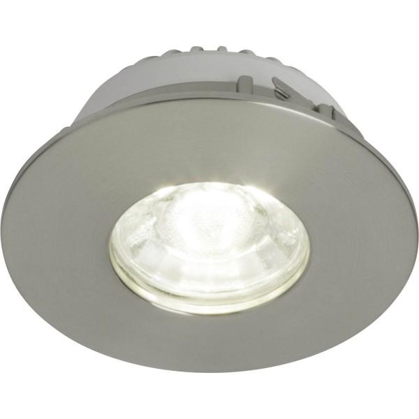 Brilliant G94679/13 Nodus Einbauleuchte, fest Kunststoff LED Lampen