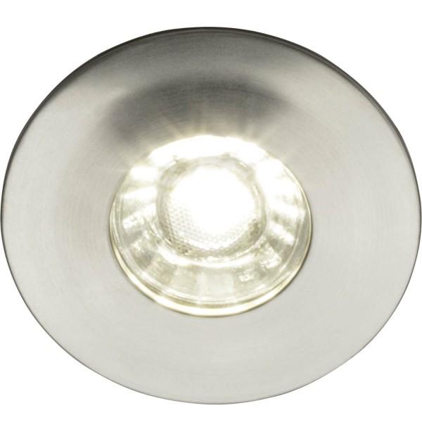 Brilliant G94679/13 Nodus Einbauleuchte, fest Kunststoff Leuchten