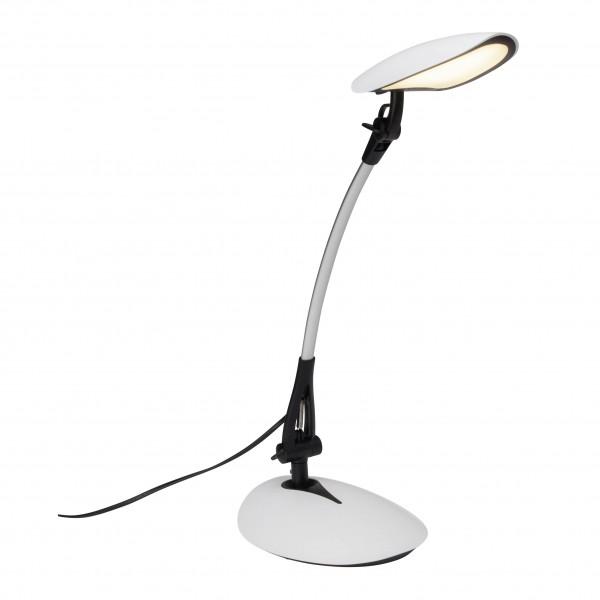 Brilliant G94812/75 Sheldon Schreibtischleuchte Kunststoff/Metall LED Lampen