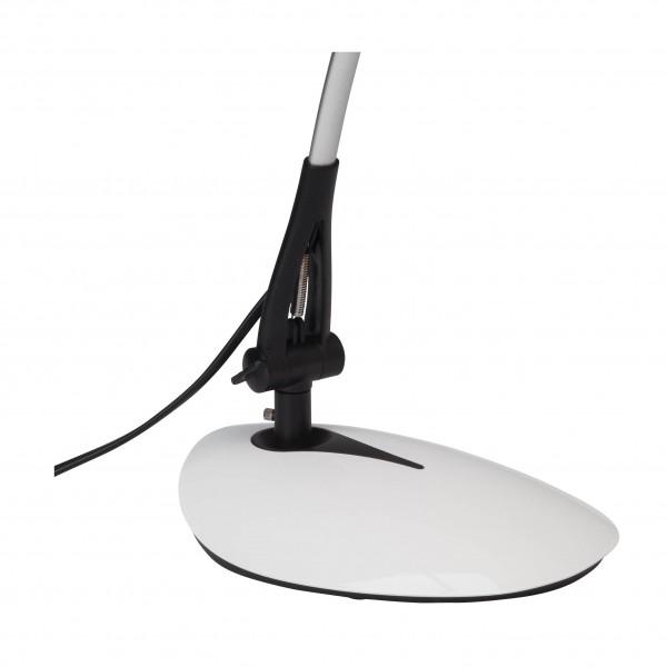 Brilliant G94812/75 Sheldon Schreibtischleuchte Kunststoff/Metall Beleuchtung