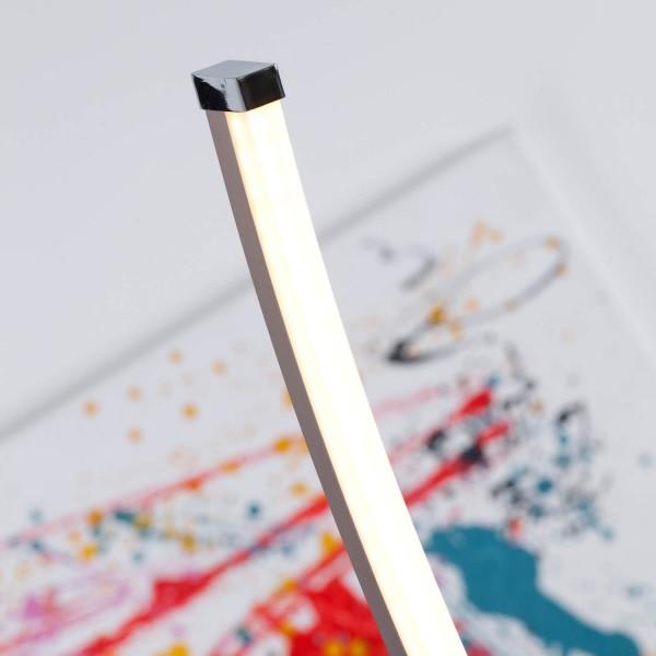 Brilliant G94825/77 Meet Standleuchte Metall/Kunststoff Leuchten