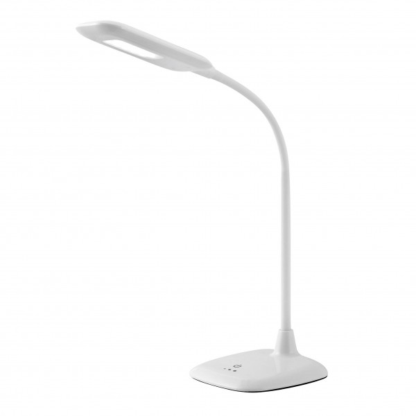 Brilliant G94920/05 Nele Tischleuchte mit Touchdimmer Kunststoff/Metall LED Lampen
