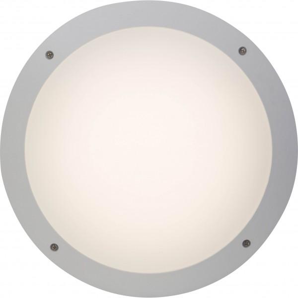 Brilliant G96053/05 Medway Aussenwand- und Deckenleuchte 31cm Kunststoff LED Lampen