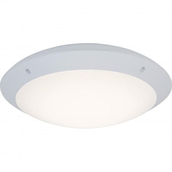 Brilliant G96053/05 Medway Aussenwand- und Deckenleuchte 31cm Kunststoff schoene lampenwelt