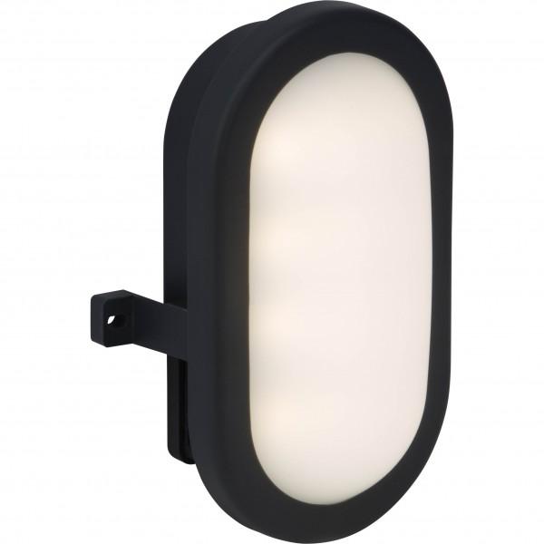 Brilliant G96054/63 Tilbury Aussenwand- und Deckenleuchte 17x12cm Kunststoff LED Lampen