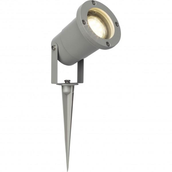 Brilliant G96232/22 Janko Aussenerdspiess 32cm Metall/Glas LED Lampen