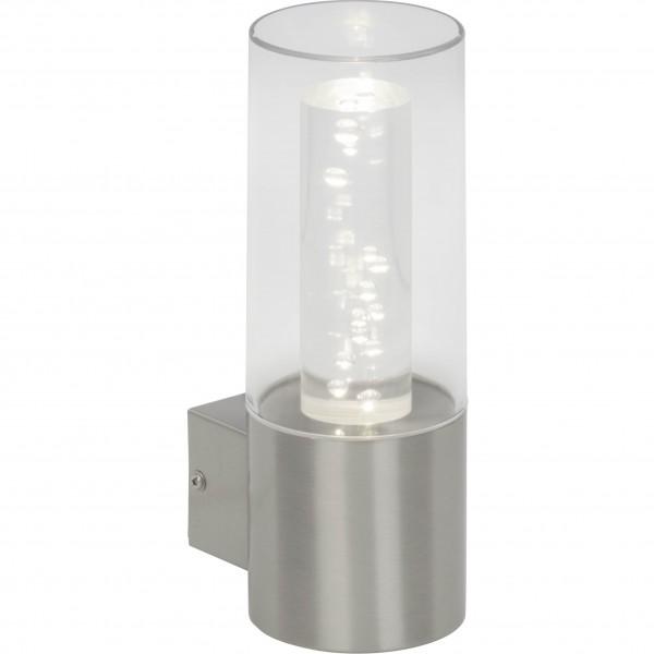 Brilliant G96302/82 Arctic Aussenwandleuchte Metall/Kunststoff LED Lampen