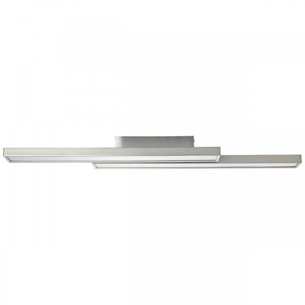 Brilliant G96814/68 Sword WiZ Deckenleuchte, 2-flammig Metall/Kunststoff Leuchten
