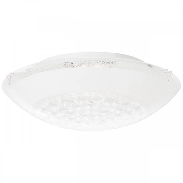 Brilliant G96863/85 Vera Wand- und Deckenleuchte 30cm Glas/Metall LED Lampen