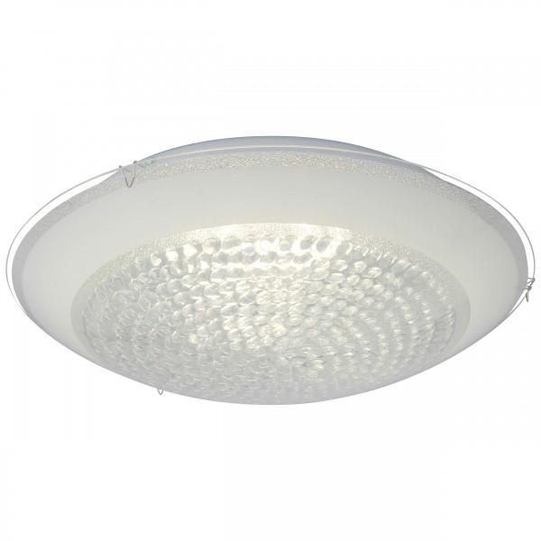 Brilliant G96864/85 Vera Wand- und Deckenleuchte 40cm Glas/Metall LED Lampen