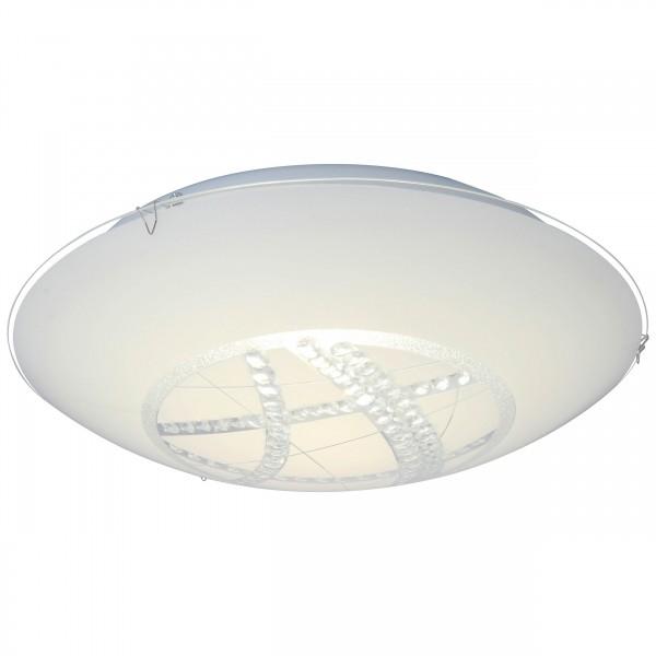 Brilliant G96869/85 Lamio Wand- und Deckenleuchte 40cm Glas/Metall LED Lampen