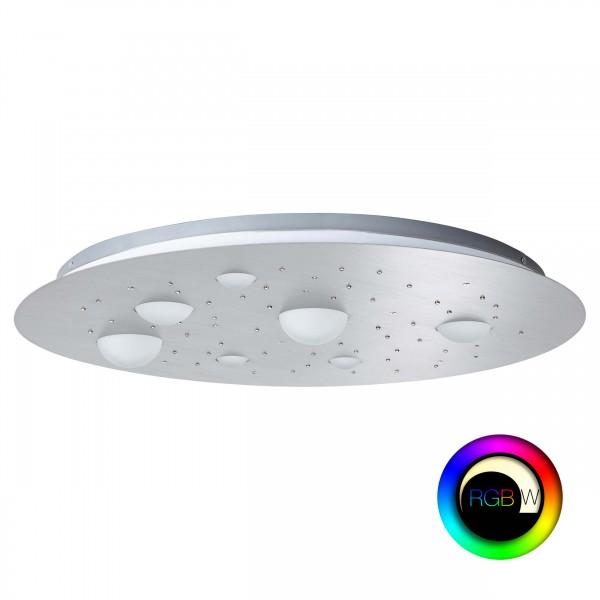 Brilliant G96901/68 Planets Deckenleuchte 60cm Metall/Kunststoff LED Lampen