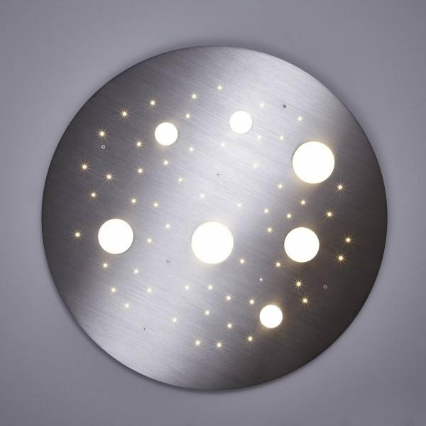 Brilliant G96901/68 Planets Deckenleuchte 60cm Metall/Kunststoff Beleuchtung