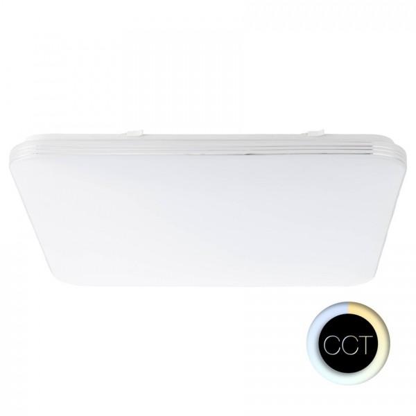 Brilliant G96965/05 Ariella Wand- und Deckenleuchte 54x54cm Metall/Kunststoff LED Lampen