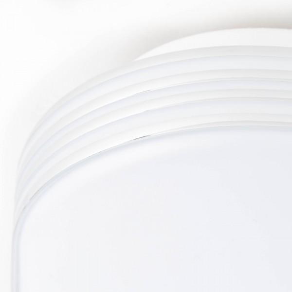 Brilliant G96965/05 Ariella Wand- und Deckenleuchte 54x54cm Metall/Kunststoff Beleuchtung