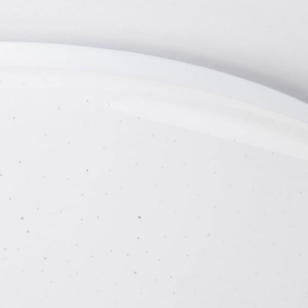 Brilliant G96967/05 Brandie Wand- und Deckenleuchte 39cm Metall/Kunststoff Leuchten