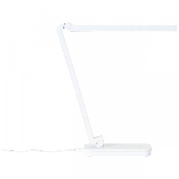 Brilliant G99027/05 Tori Tischleuchte Kunststoff, weiss LED Lampen