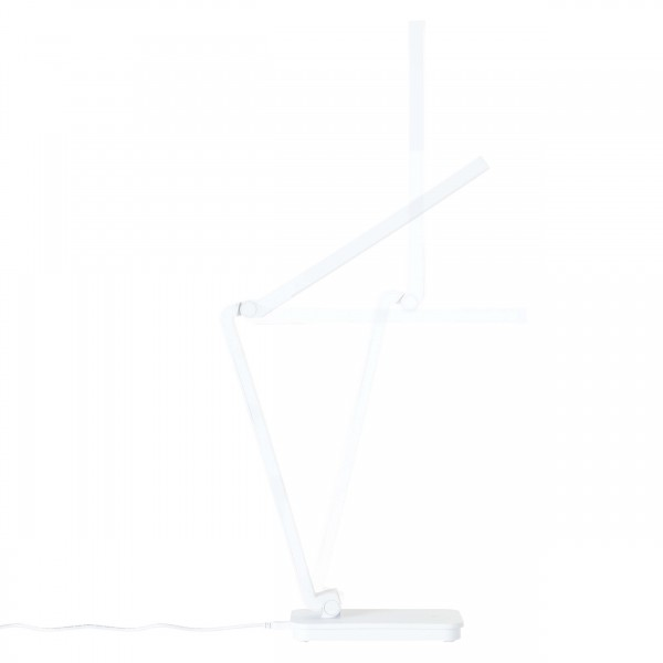 Brilliant G99027/05 Tori Tischleuchte Kunststoff, weiss schoene lampenwelt