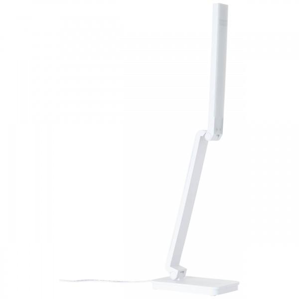 Brilliant G99027/05 Tori Tischleuchte Kunststoff, weiss Beleuchtung