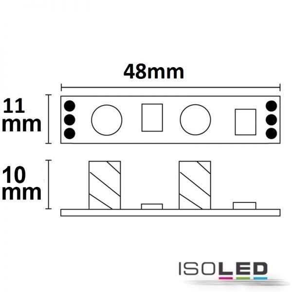 Skizze LED Mini-Touch-Dimmer