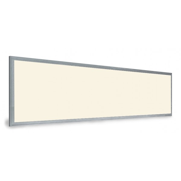 LED Panel Business Line Rechteckig 1200mm x 300mm - warmweiß an