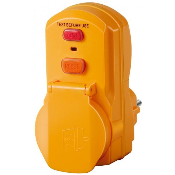 Brennenstuhl Personenschutz-Adapter BDI-A 30 IP54