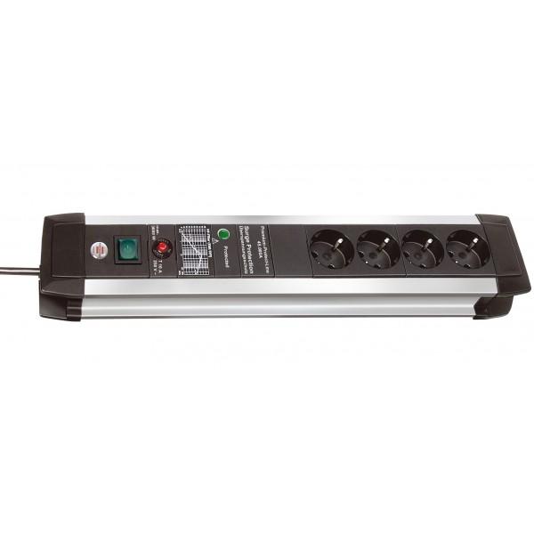 Brennenstuhl Premium-Protect-Line 60.000A Überspannungsschutz-Steckdosenleiste 8-fach 3m H05VV-F 3G1,5