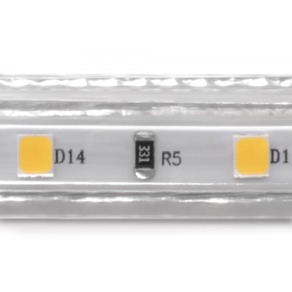 Professional High Power 230V LED Streifen - Detail LED
