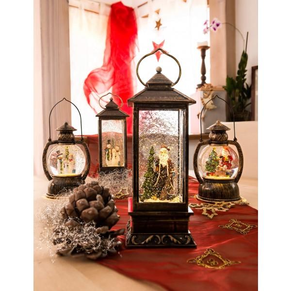 Konstsmide 3497-000 LED Kugellaterne Weihnachtsmann ??? Variationen