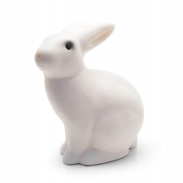 LED Nachtlicht weißer Hase