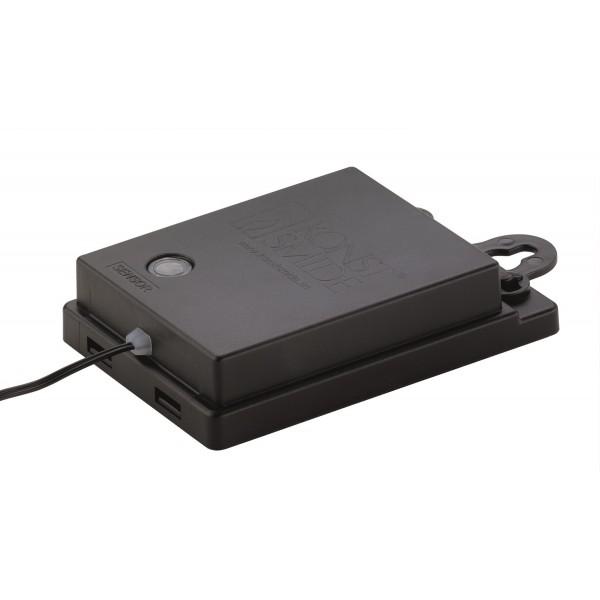 LED Lichterkette 20 Dioden warmweiß schwarzes Kabel Konstsmide bei LED Universum