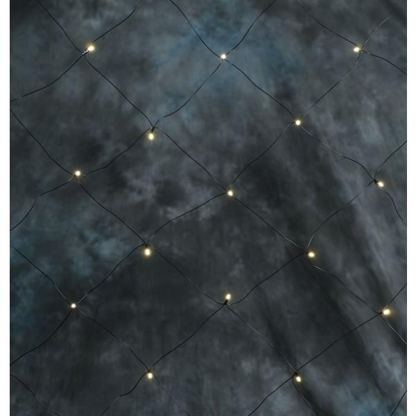 LED Lichternetz schwarzes Kabel warmwei?? Konstsmide bei LED Universum