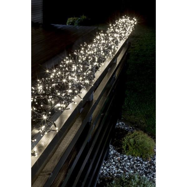 LED Büschel Lichterkette 360 warmweiße Dioden  Konstsmide bei LED Universum